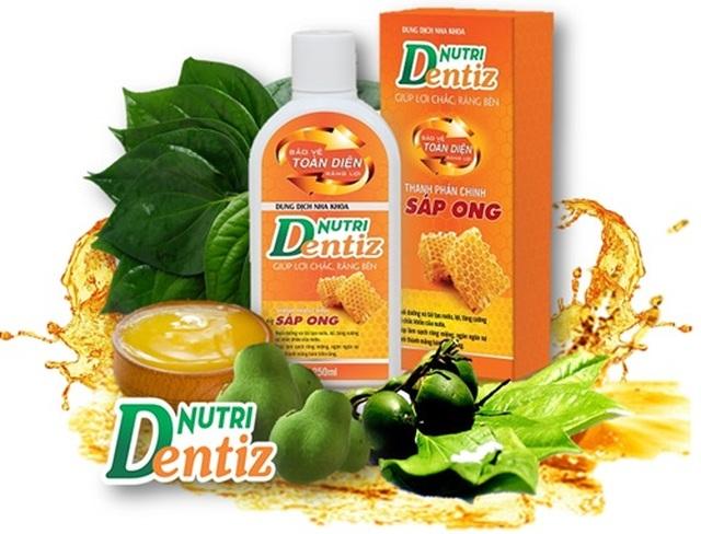 """Nutridentiz """"đánh bay"""" mùi hôi miệng, đem lại hơi thở thơm tho - 3"""