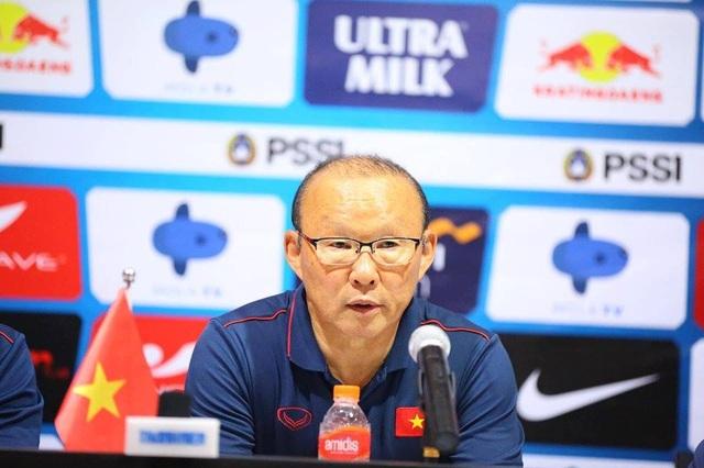 Thắng Indonesia, HLV Park Hang Seo cảm thông với đồng nghiệp McMenemy