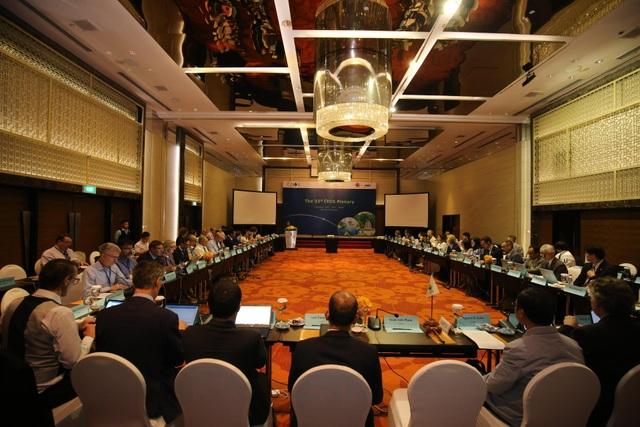 NASA đến Việt Nam tham dự phiên họp toàn thể Ủy ban Vệ tinh quan sát Trái đất - 1