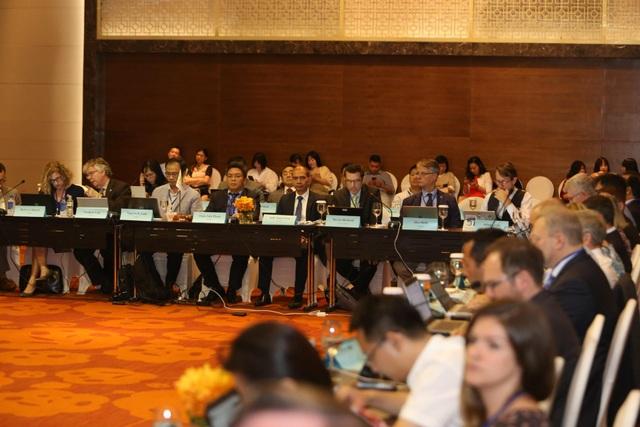 NASA đến Việt Nam tham dự phiên họp toàn thể Ủy ban Vệ tinh quan sát Trái đất - 2