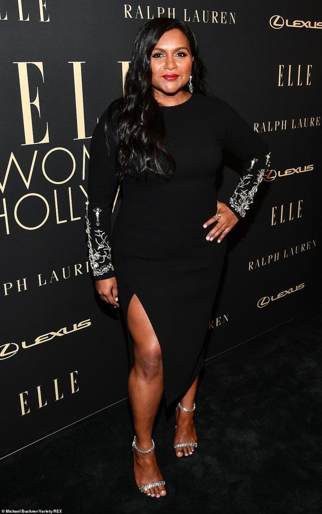 Người đẹp Hollywood kiêu sa diện váy đen dự sự kiện - 22