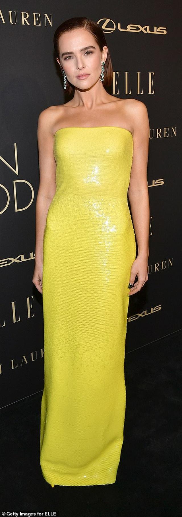 Người đẹp Hollywood kiêu sa diện váy đen dự sự kiện - 24