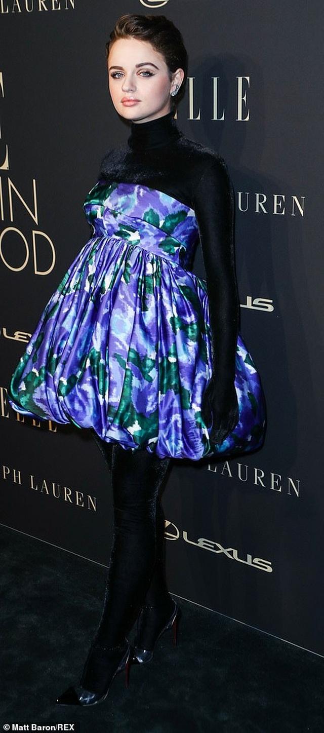 Người đẹp Hollywood kiêu sa diện váy đen dự sự kiện - 30