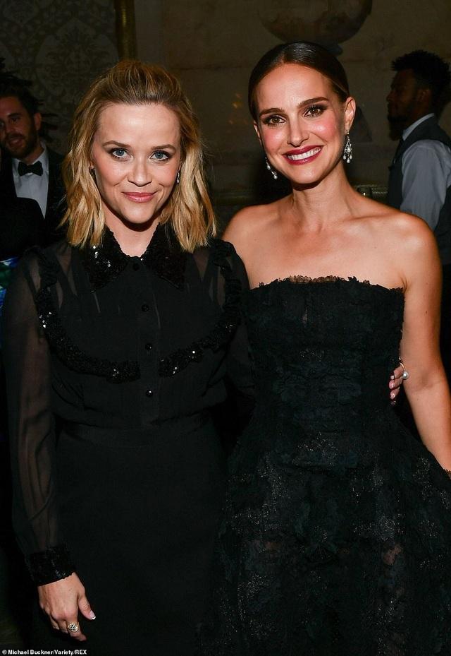 Người đẹp Hollywood kiêu sa diện váy đen dự sự kiện - 34