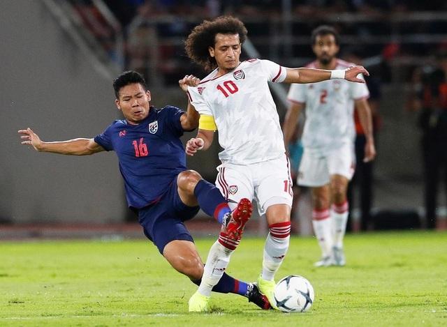 Cục diện bảng G: Thái Lan đặt đội tuyển Việt Nam và UAE vào thế quyết đấu - 1