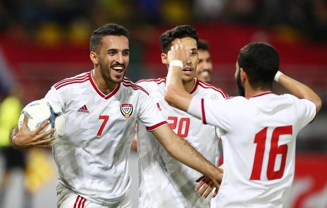 Những khoảnh khắc gây thất vọng của UAE trên sân Thái Lan - 12