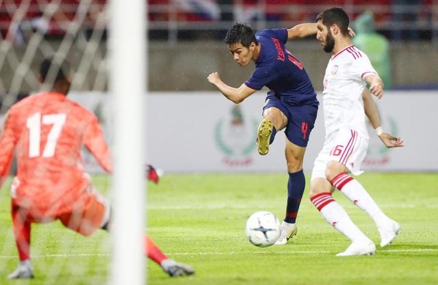 Những khoảnh khắc gây thất vọng của UAE trên sân Thái Lan - 13