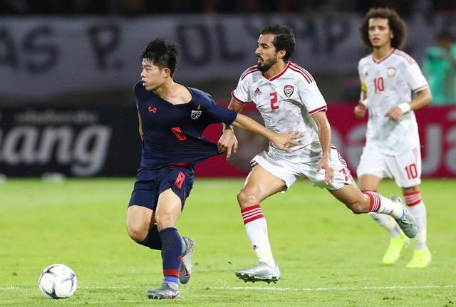 Những khoảnh khắc gây thất vọng của UAE trên sân Thái Lan - 17