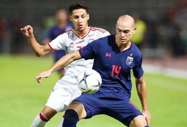 Những khoảnh khắc gây thất vọng của UAE trên sân Thái Lan - 20