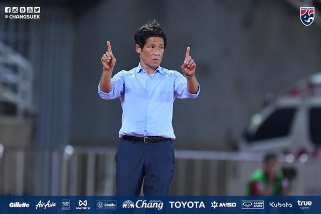 Những khoảnh khắc gây thất vọng của UAE trên sân Thái Lan - 21