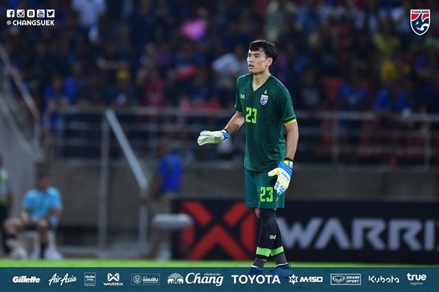 Những khoảnh khắc gây thất vọng của UAE trên sân Thái Lan - 22