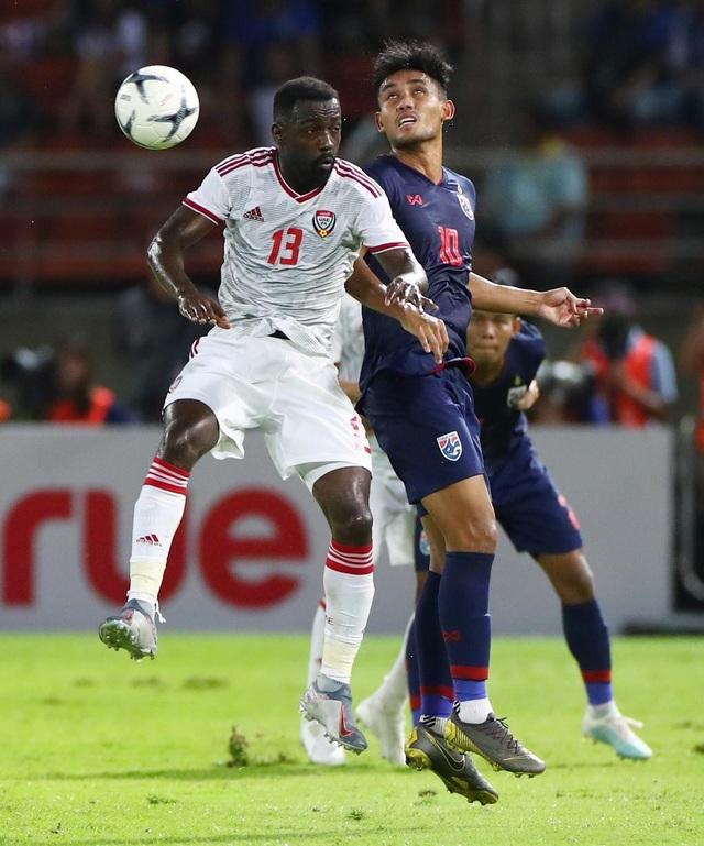 Những khoảnh khắc gây thất vọng của UAE trên sân Thái Lan - 5