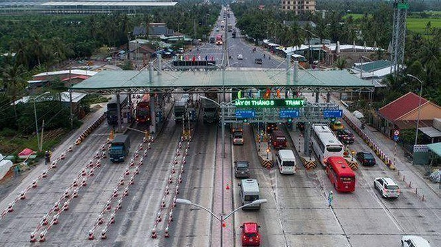 """BOT Cai Lậy: Đề xuất xây dựng thêm trạm mới để """"lọc"""" phương tiện - 1"""