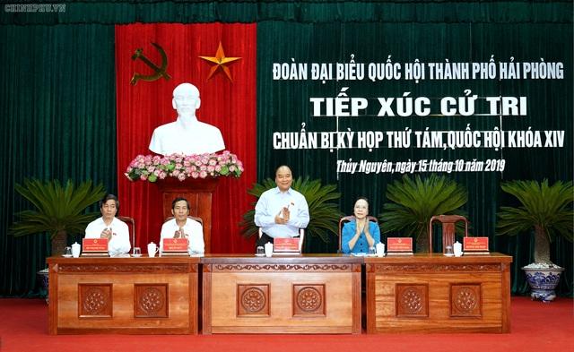 Thủ tướng: Cụ thể hoá chỉ đạo của Bộ Chính trị, tạo điều kiện cho Hải Phòng phát triển - 2