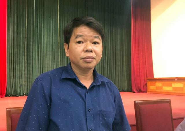 """Tổng Giám đốc Công ty nước sông Đà: """"Dừng cấp nước thì tôi an toàn quá!"""" - 1"""