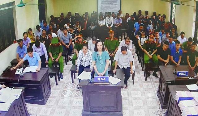 Xử vụ gian lận điểm thi ở Hà Giang: Bị cáo khởi xướng nâng điểm lĩnh 8 năm tù - 9