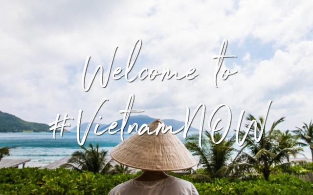 """VietnamNOW: Chiến dịch truyền thông """"hút"""" khách quốc tế đến Việt Nam - 1"""
