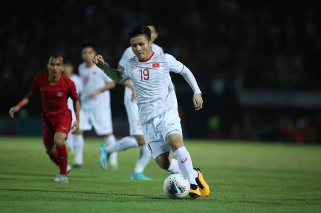 Sự trưởng thành của dàn sao trẻ Việt Nam và Thái Lan tại vòng loại  World Cup - 1