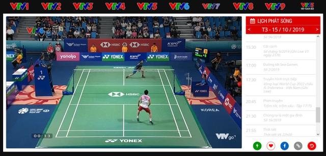 Xem trực tiếp trận đấu giữa đội tuyển Việt Nam và Indonesia ở đâu? - 3