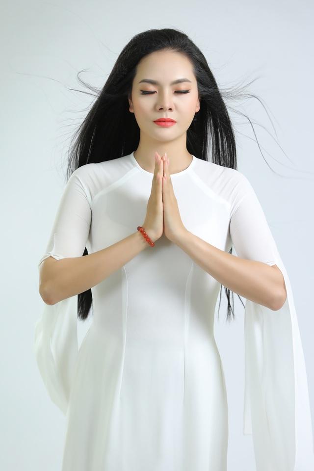 Lương Nguyệt Anh ra mắt album nhạc Phật - 1