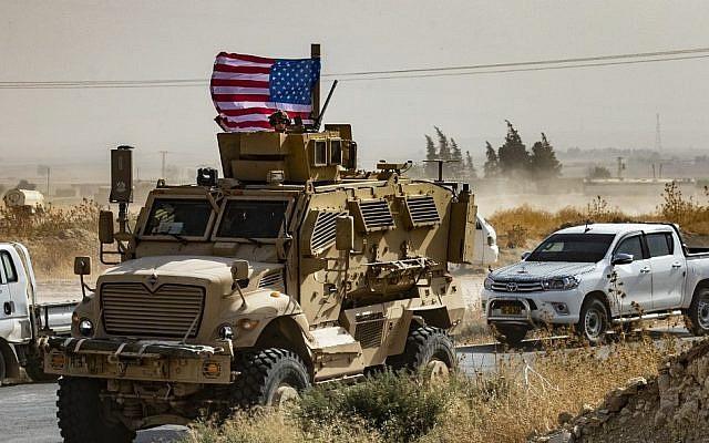5 hệ quả sau quyết định rút quân khỏi bắc Syria của Tổng thống Trump - 1