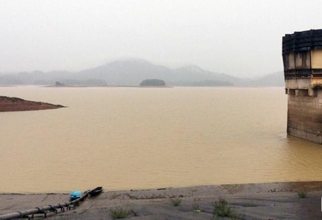 Đợt mưa vàng cứu đại thủy nông Kẻ Gỗ thoát cảnh đói nước - 2