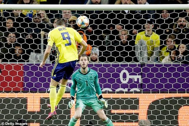 Hòa Thụy Điển, Tây Ban Nha giành vé dự Euro 2020 - 1