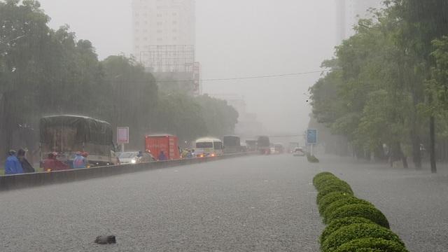 Mưa như trút, nước dâng cao cả mét, thành Vinh thất thủ - 12