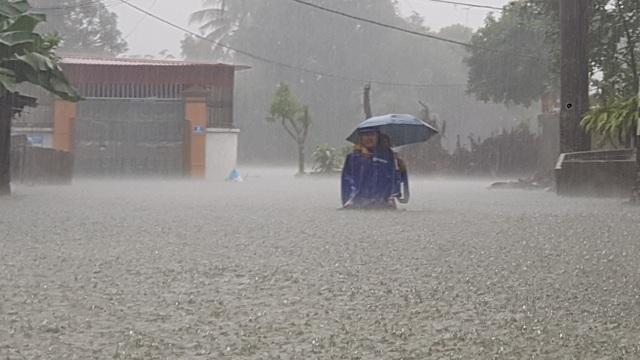 40 năm qua chưa từng chứng kiến trận ngập lụt kinh hoàng như thế - 2