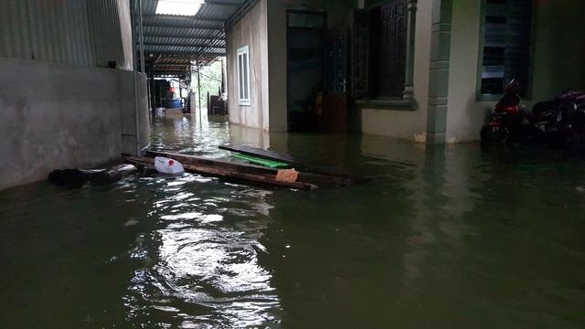 40 năm qua chưa từng chứng kiến trận ngập lụt kinh hoàng như thế - 13