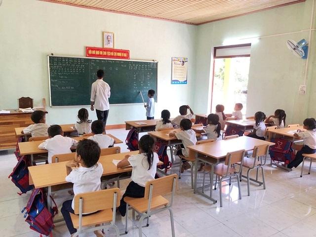 Chung tay xóa điểm trường tạm ở miền núi Quảng Nam