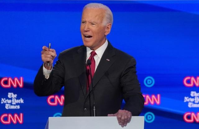 Ông Biden cảnh báo NATO sẽ sụp đổ nếu ông Trump tái đắc cử - 1