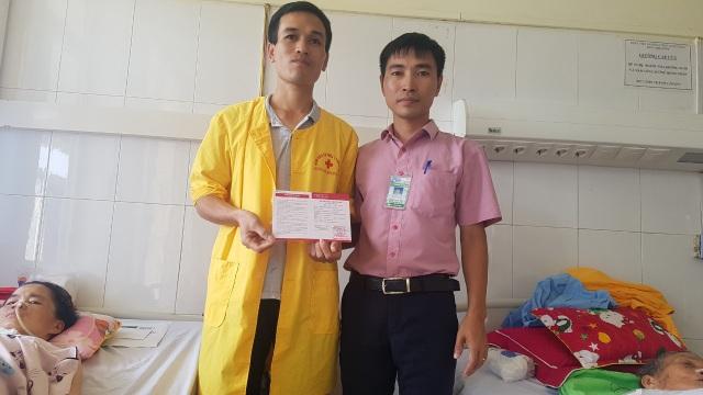 Thai phụ suýt bỏ mạng dưới gầm xe tải được bạn đọc giúp đỡ hơn 500 triệu đồng - 3