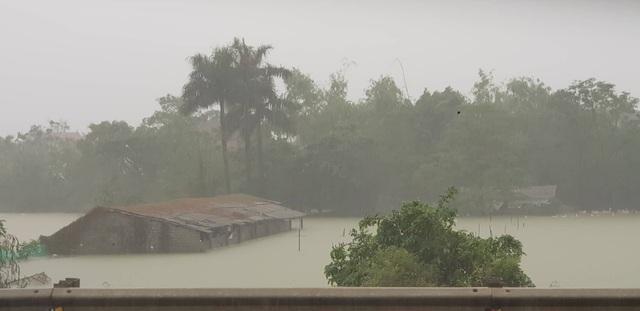 Mưa như trút, nước dâng cao cả mét, thành Vinh thất thủ - 13