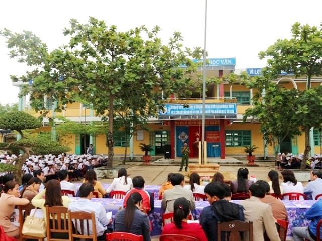 Một học sinh Quảng Nam bị nghi bện bạch hầu