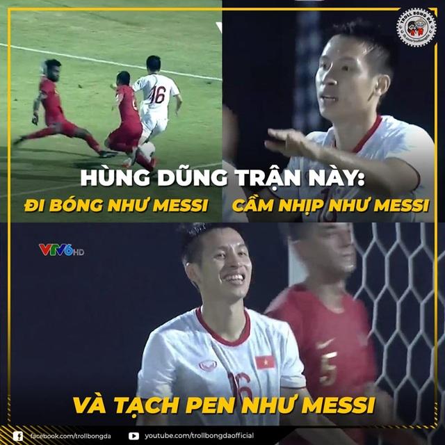 Dân mạng lại chế ảnh hài hước ăn mừng chiến thắng của đội tuyển Việt Nam - 6