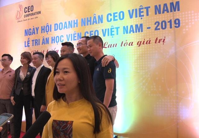 Học viên tri ân giảng viên Học viện CEO Việt Nam - 3