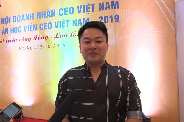 Học viên tri ân giảng viên Học viện CEO Việt Nam - 5