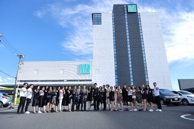 """Behe Việt Nam chính thức trở thành nhà phân phối toàn cầu của """"ông lớn"""" AMS Nhật Bản - 1"""