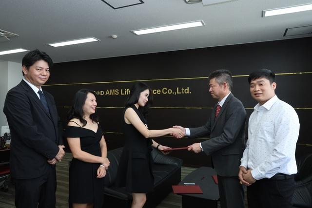 """Behe Việt Nam chính thức trở thành nhà phân phối toàn cầu của """"ông lớn"""" AMS Nhật Bản - 3"""