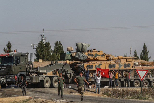 Chiến sự Syria leo thang, thế giới lo ngại IS phiên bản 2 trỗi dậy - 2