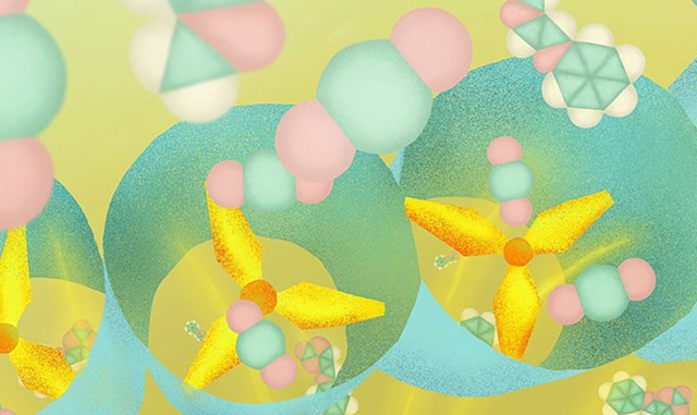 """Vật liệu có khả năng """"thu giữ"""" cacbon điôxít và biến thành vật chất hữu cơ - 1"""