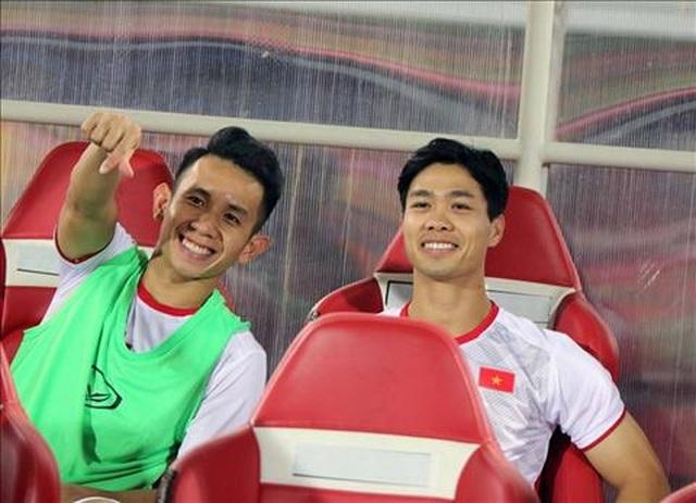 Công Phượng không đá trận gặp Indonesia vì lý do bất ngờ - 1