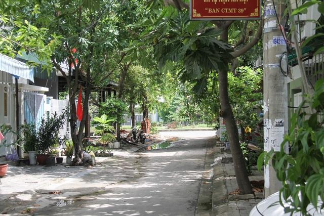 Nhiều tuyến đường nhỏ hẹp trong khu dân cư gây khó khăn cho người dân tại Đà Nẵng - 2