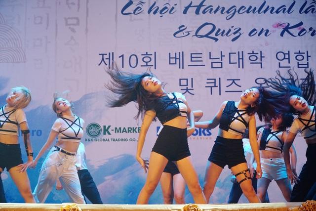 Tưng bừng ngày hội tiếng Hàn Hangeulnal tại Hà Nội - 10