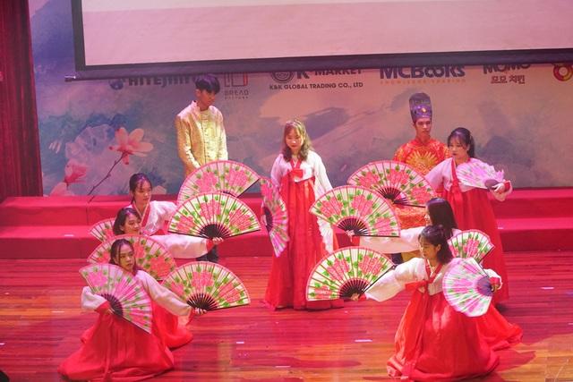 Tưng bừng ngày hội tiếng Hàn Hangeulnal tại Hà Nội - 8