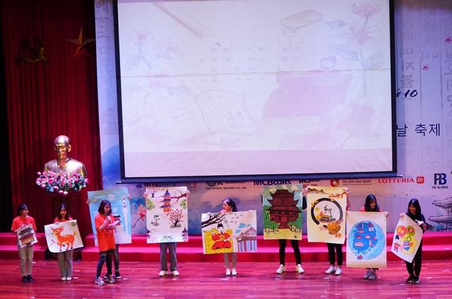 Tưng bừng ngày hội tiếng Hàn Hangeulnal tại Hà Nội - 2