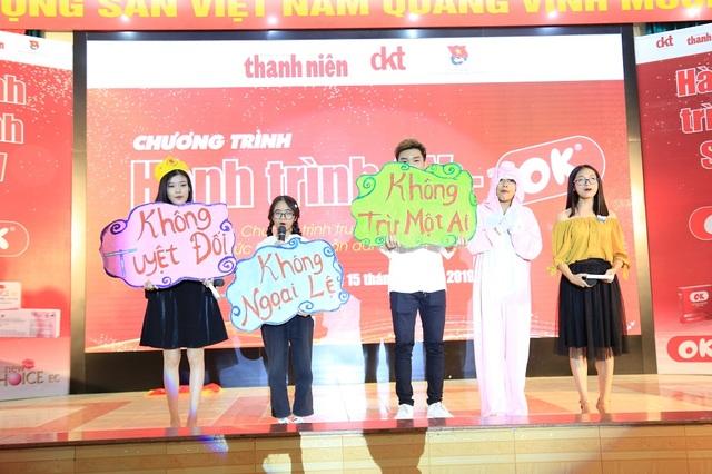 Sinh viên Hà Nội tìm hiểu về sức khỏe sinh sản, hạn chế vấn nạn nạo phá thai - 1