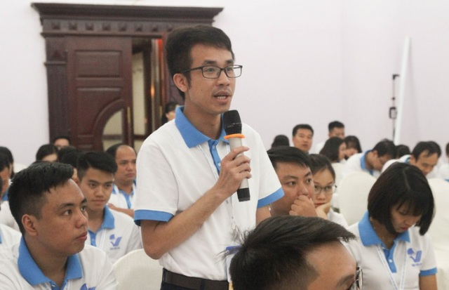 Bạn trẻ khởi nghiệp chia sẻ nỗi niềm với hội Liên hiệp thanh niên Hà Nội - 2
