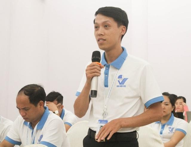 Bạn trẻ khởi nghiệp chia sẻ nỗi niềm với hội Liên hiệp thanh niên Hà Nội - 3